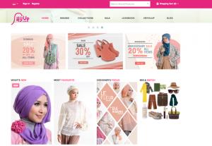 Online Shopping bisa membuat mata Bunda terang benderang